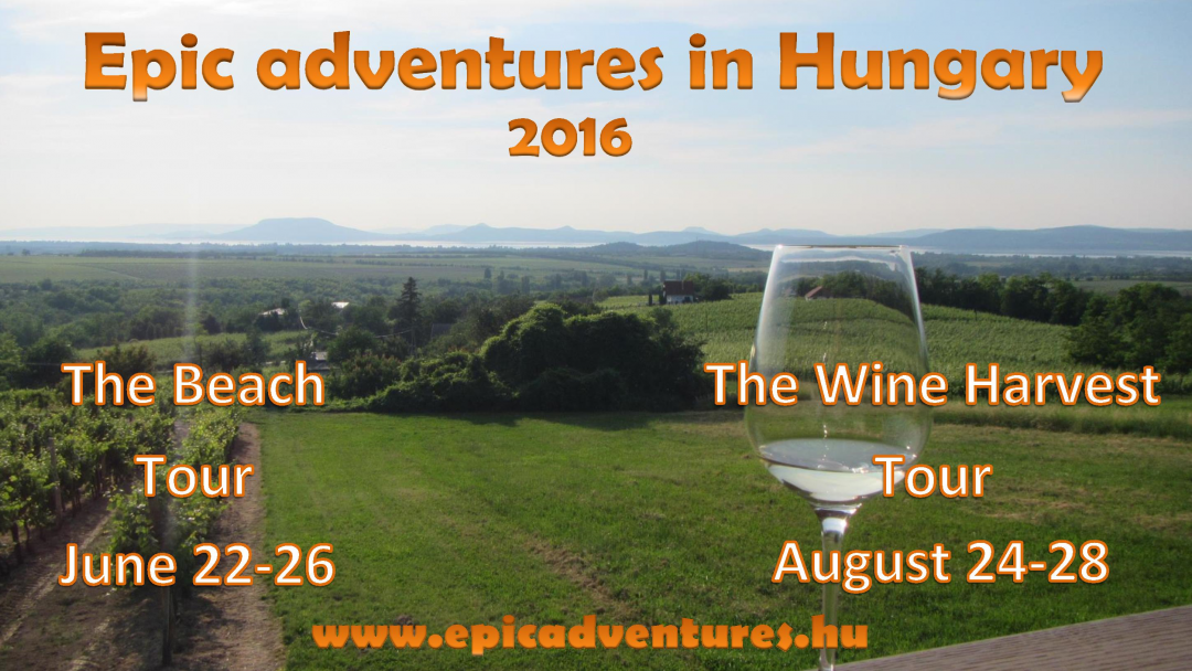 Epic adventures 2016